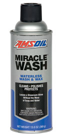 AMSOIL Miracle Wash and Wax