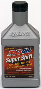 AMSOIL Synthetic Supershift® Racing Transmission Fluid