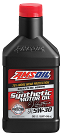 AMSOIL Signature Series 100% Synthetic 5W-30 Motor Oil