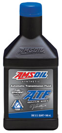 AMSOIL Signature Series Fuel-Efficient Synthetic ATF
