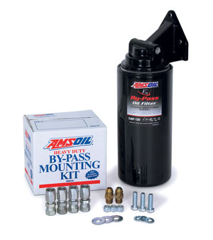 AMSOIL BMK30 Heavy-Duty By-Pass Oil Filter System