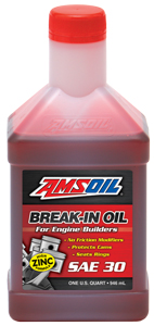 AMSOIL SAE 30 Break-In Oil
