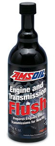 AMSOIL Engine and Transmission Flush