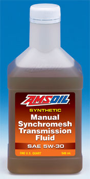 AMSOIL Synthetic Synchromesh Transmission Fluid