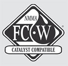 NMMA FC-W Catalyst Compatible Logo