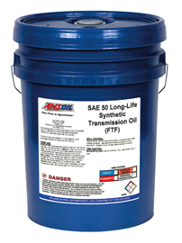 AMSOIL Synthetic Powershift Transmission Oil