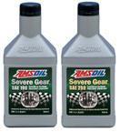 AMSOIL Severe Gear Racing SAE 190 & SAE 250
