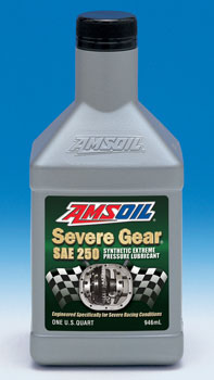 AMSOIL Severe Gear SAE 250 Synthetic Gear Lube