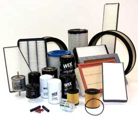 WIX Filtration Products