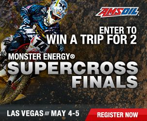 AMSOIL Supercross Contest