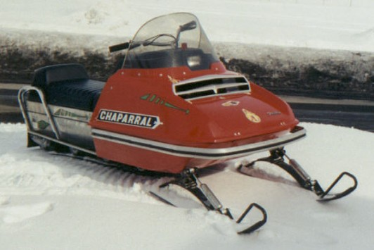 Used Diesel Trucks >> Chaparral snowmobile from 1970s - Oil Depot - AMSOIL Dealer Serving Canada & US