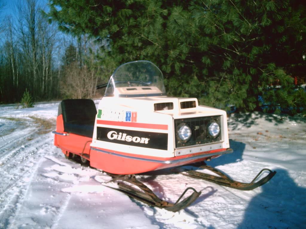 Ski whiz snowmobiles for sale - Gilson Snowmobile