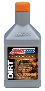 AMSOIL Synthetic Dirt Bike 10W-50 Oil