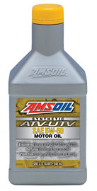 AMSOIL Synthetic 5W-50 ATV/UTV Motor Oil