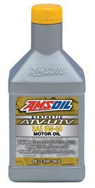 Amsoil Synthetic 5w 50 Atv Utv Motor Oil