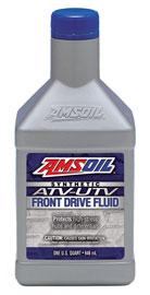 AMSOIL ATV/UTV Front Drive Oil