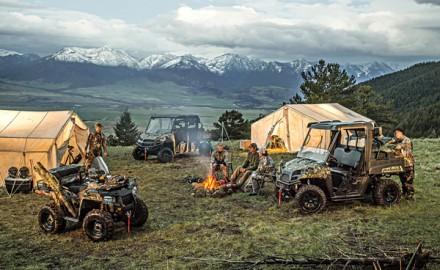 ATV Hunting Camp