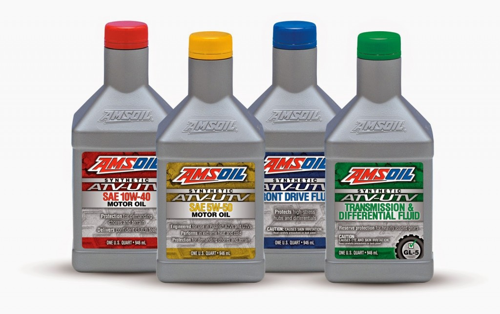 AMSOIL Synthetic ATV Oil Series