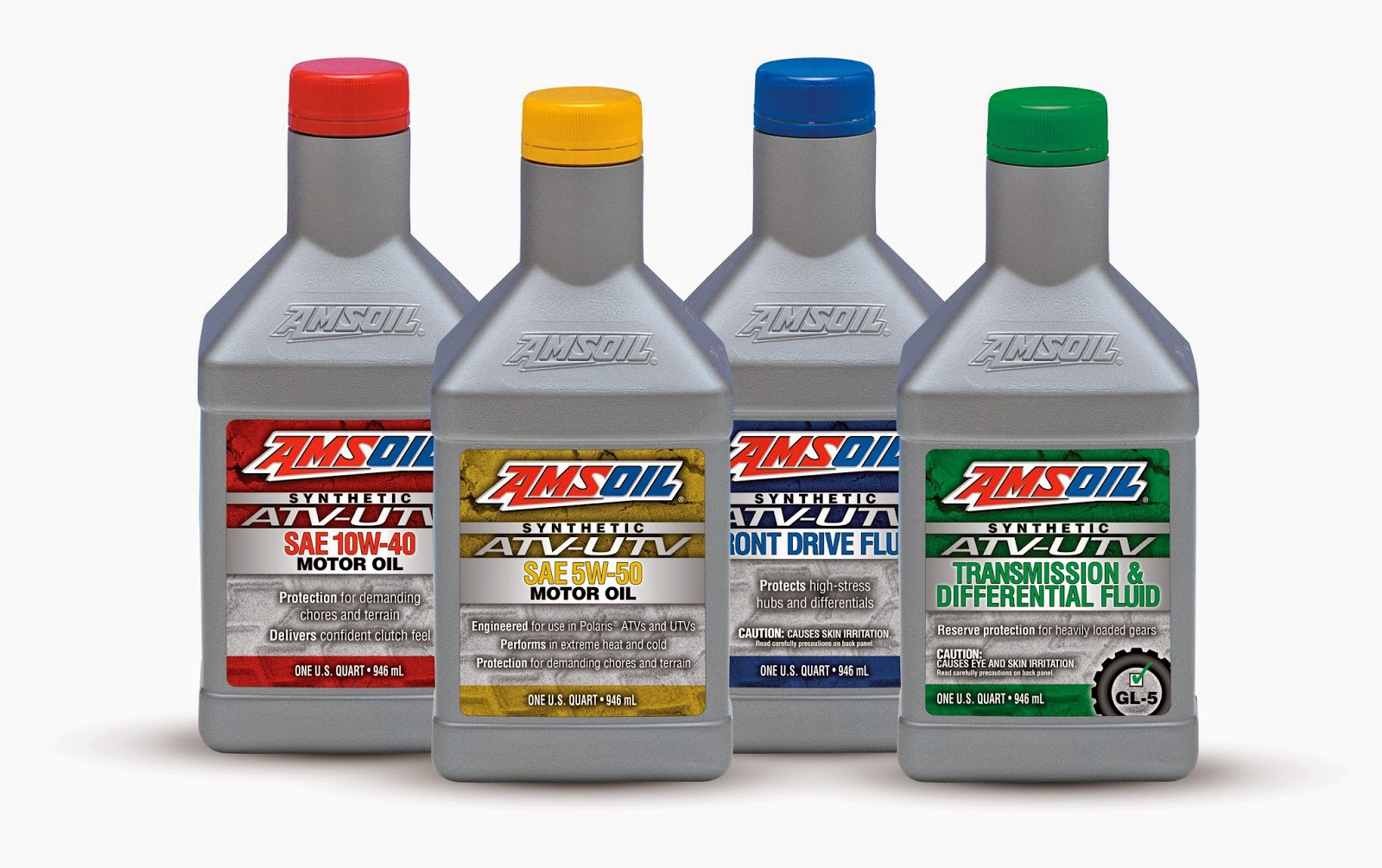 Amsoil releases synthetic series for atv side by side for Synthetic motor oil test