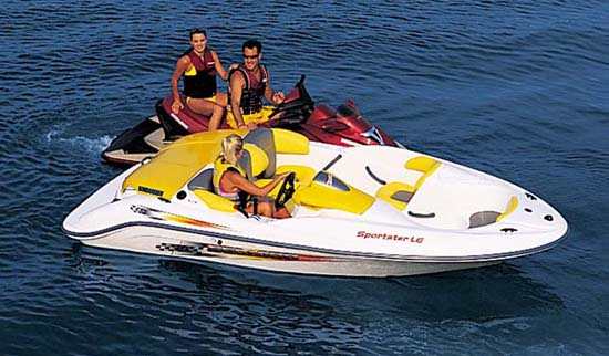 Seadoo Prices >> Which AMSOIL Injector Oil For Sea-Doo 2-Stroke Jet Boat?
