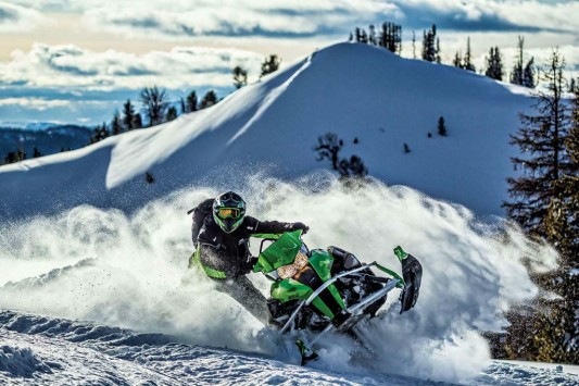 Arctic Cat Snowmobile Highlights For 2016
