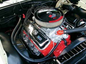 Chevy Big Block 427 L72 Spec Engine