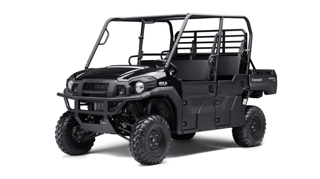 oil and filter options for kawasaki mule pro dxt diesel utv