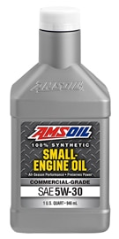 AMSOIL 5W-30 Synthetic Small Engine Oil