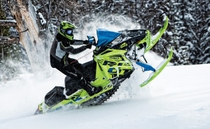 2020 Arctic Cat Riot 8000 146 Snowmobile