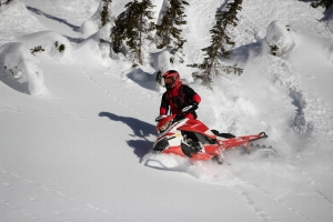 2020 Ski-Doo Summit X