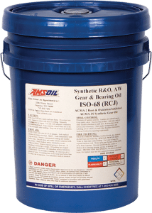 AMSOIL RC Series Synthetic R&O Bearing and Gear Oil