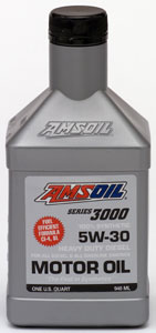 AMSOIL Series 3000 Synthetic 5W-30 Heavy-Duty Diesel Oil