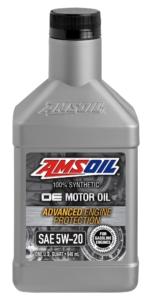 AMSOIL OE Synthetic 5W-20 Motor Oil