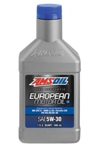 AMSOIL European Formula LS 5W-30 Synthetic Motor Oil
