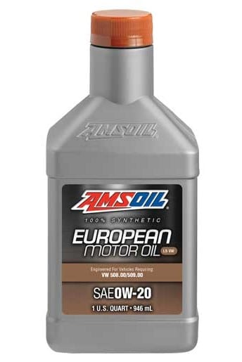 AMSOIL SAE 0W-20 LS-VW Synthetic European Motor Oil