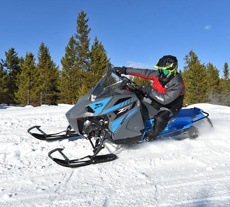 2021 Arctic Cat Blast ZR 4000 Snowmobile