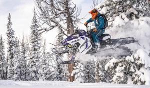 2021 Polaris RMK Pro 850 Snowmobile