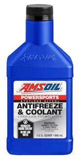 AMSOIL Powersports Antifreeze And Coolant